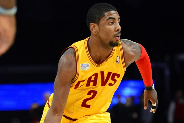 Kyrie Irving Too Much as Hornets Fall to Cavs