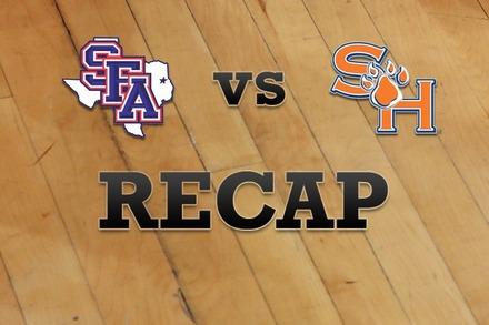 Stephen F. Austin vs. Sam Houston State: Recap, Stats, and Box Score
