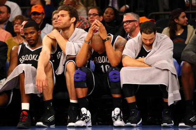 Brooklyn Nets Trade Talk Proves Deron Williams Era Already Stinks of Desperation
