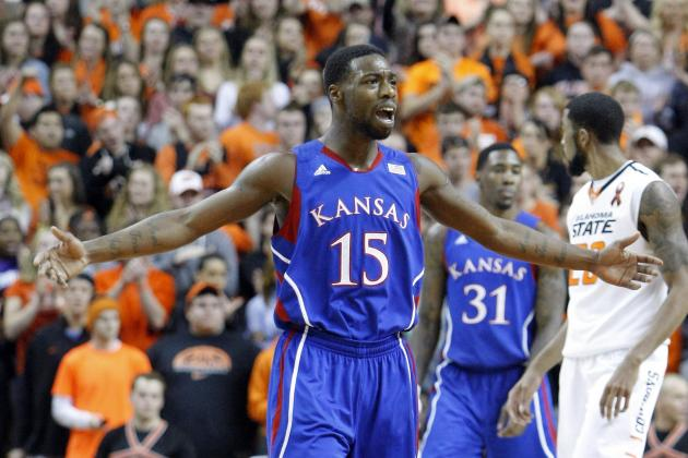 Kansas Defeats OK State in Double Overtime Thriller