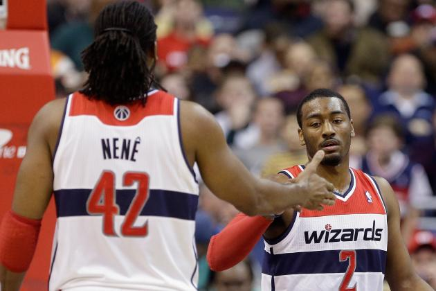 Wizards Midseason Report Cards