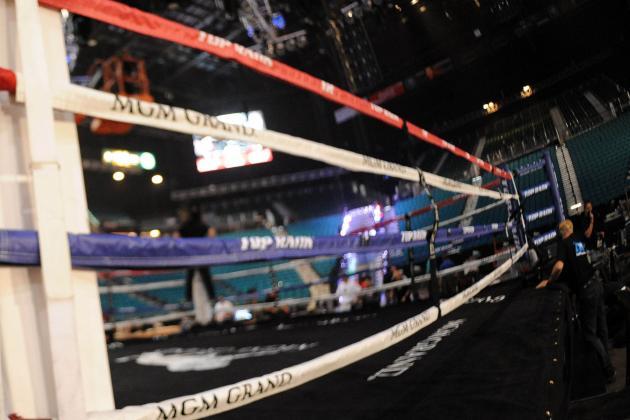 North Dakota Boxer Dies Days After Collapsing