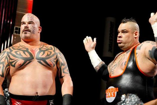 Are Brodus Clay and Tensai a Legitimate Threat to the WWE Tag Team Division?