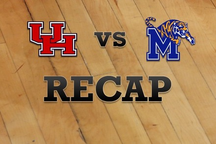 Houston vs. Memphis: Recap, Stats, and Box Score