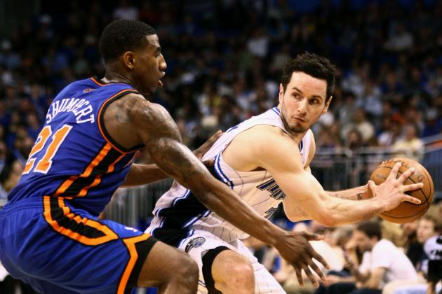 Knicks Rumors: New York Would Be Foolish to Trade Iman Shumpert for J.J. Redick