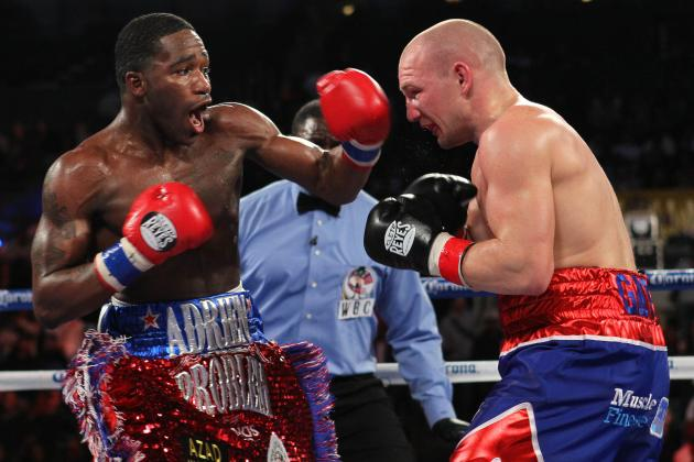 Adrien Broner: Is Floyd Mayweather Fight the Next Step for the Problem?