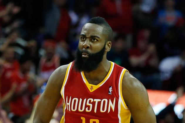 James Harden Proving OKC Thunder Made Wrong Decision