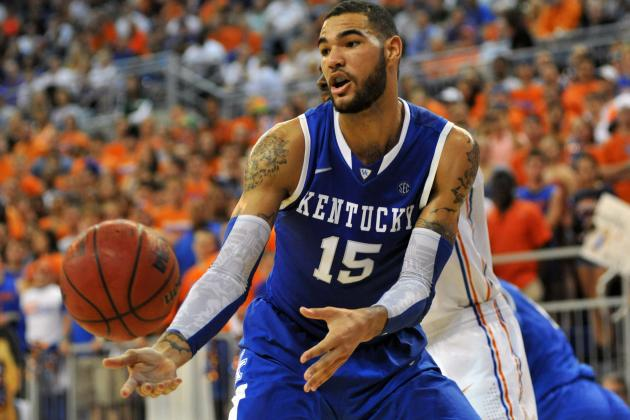 Cauley-Stein Removes Bad Taste Left by Loss to Tennessee