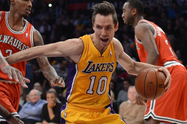 Steve Nash Passes Magic Johnson on All-Time Assists List