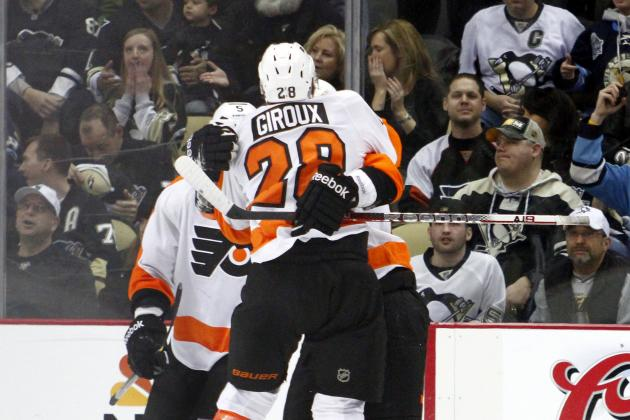 Philadelphia Flyers' Epic Win Against Penguins Turns Season Around