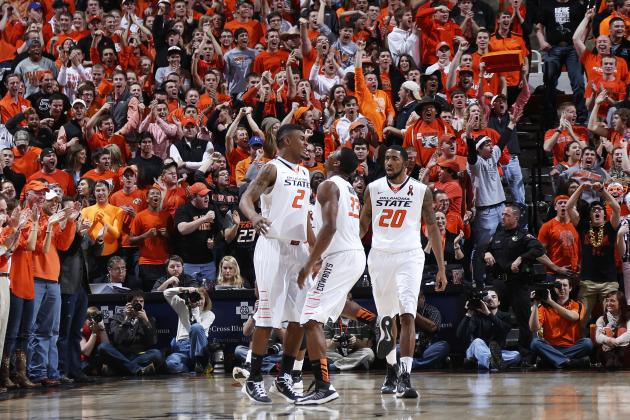 Oklahoma State Basketball: Cowboys Run out of Magic