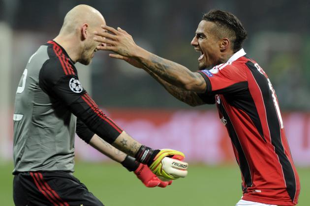 AC Milan vs. Barcelona: Surprise Win Still Doesn't Make Rossoneri UCL Contenders