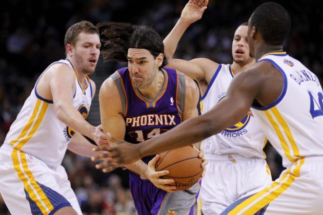 Warriors Beat Suns 108-98
