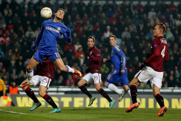 Chelsea vs. Sparta Prague: Europa League Odds, Preview and Prediction