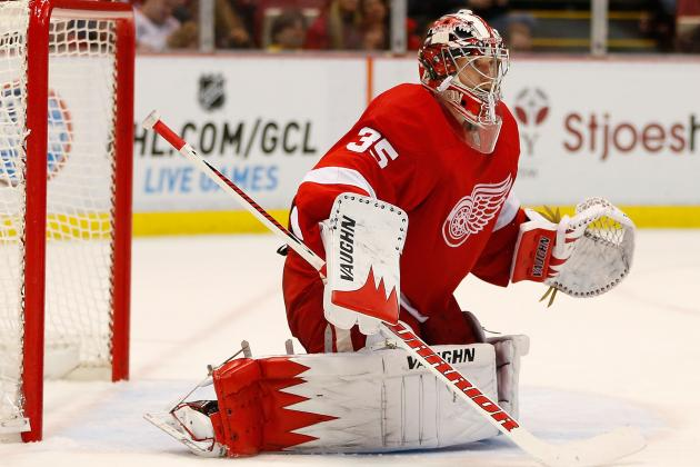 Detroit Red Wings: Jimmy Howard Cleared to Play, Mikael Samuelsson to Miss Time
