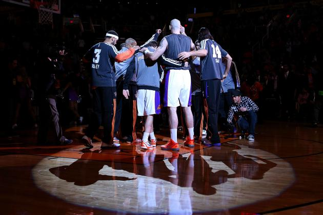 One Major Adjustment Phoenix Suns Must Make in Season's Second Half
