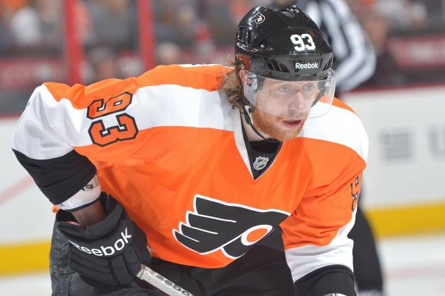 Jakub Voracek Sudden Catalyst for Flyers Offensive Fortunes