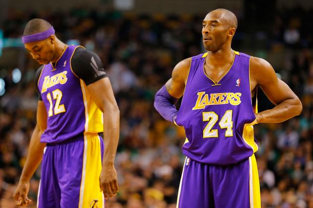 Lakers Rumors: Dwight Howard as the Future Won't Number Kobe Bryant's LA Years