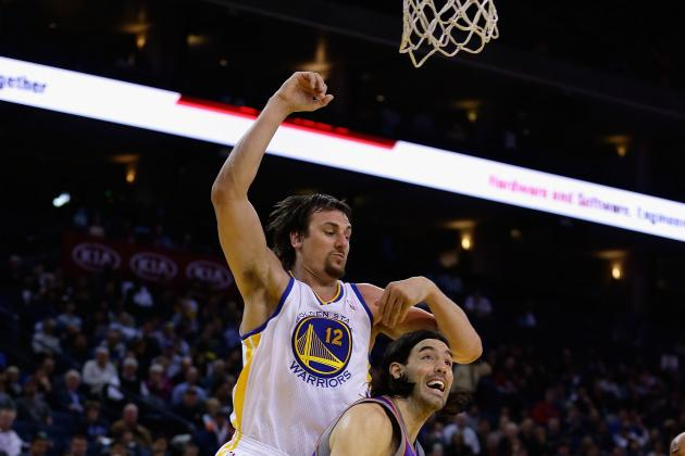 Grading Andrew Bogut's Comeback for the Golden State Warriors