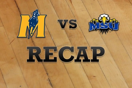 Murray State vs. Morehead State: Recap, Stats, and Box Score