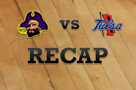 East Carolina vs. Tulsa: Recap, Stats, and Box Score