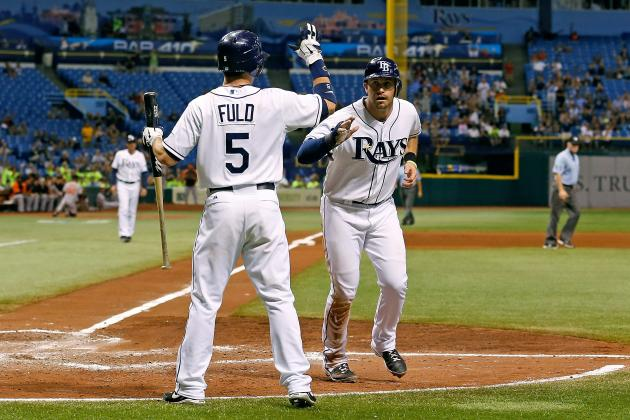 Early Projections for the Tampa Bay Rays' Final 25-Man Roster