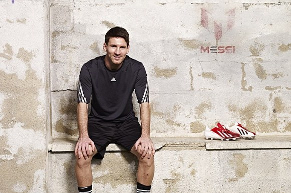 Now the World's Best Footballer Has His OWN Range of Boots