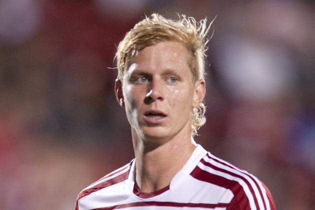 Brek Shea in Line to Make Stoke Debut Against Fulham