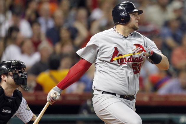 St. Louis Cardinals: Where Does Matt Adams Fit in the Organization?