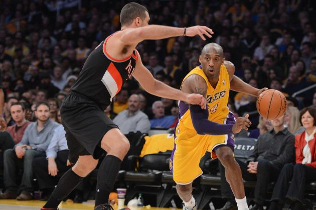 Portland Trail Blazers vs. Los Angeles Lakers: Preview, Analysis and Predictions