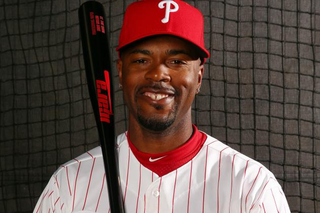 Nationals Don't Need Motivation from Jimmy Rollins to Get Ready for 2013