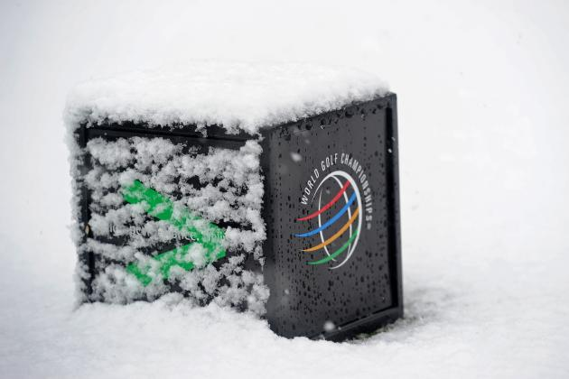 WGC-Accenture Match Play Championship Suspended Due to Snow