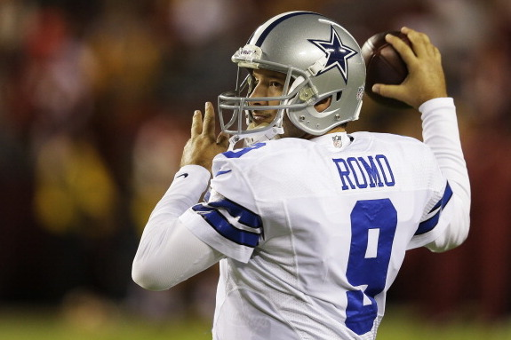 Report: Cowboys Launch Romo Negotiations