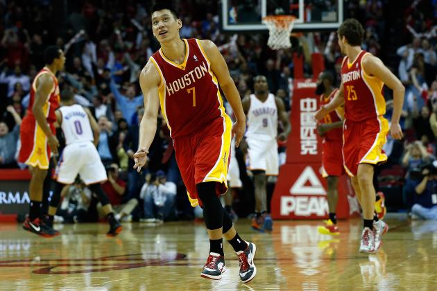 Jeremy Lin: 'I Don't Even Want to Play Tonight' After Trade
