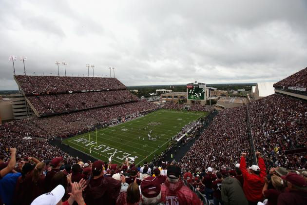 Kyle Field Evacuated After Bomb Threat