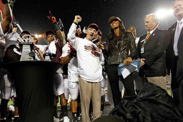 How Much Will the Hokies' Coaching Staff Cost This Year?