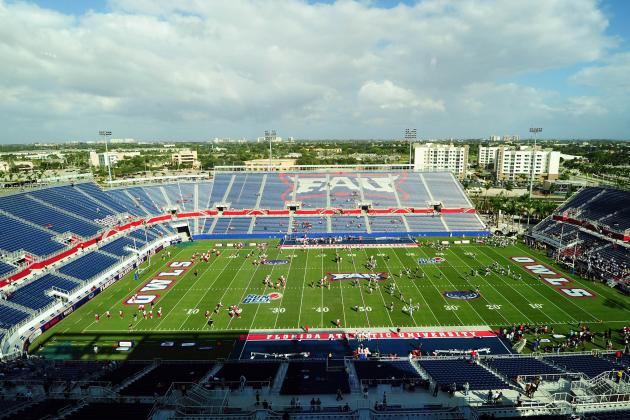 Group Petitions Prison Company's Naming Rights for FAU's New Stadium