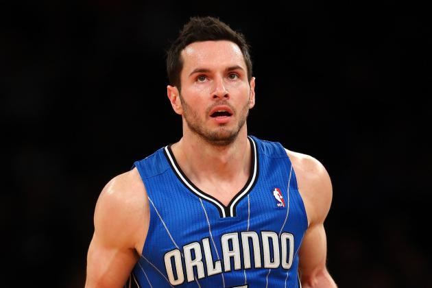 San Antonio Spurs Enter J.J. Redick Sweepstakes