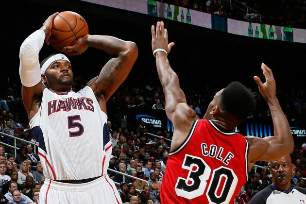 Bucks in Serious Talks for Josh Smith