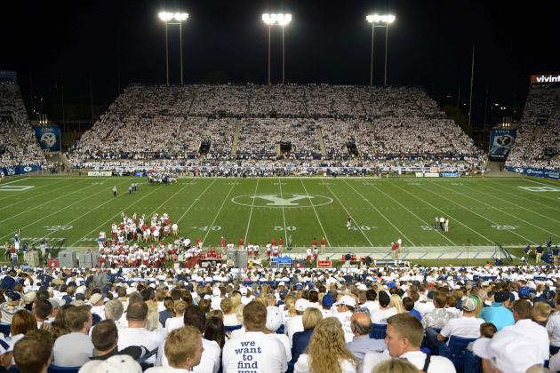 BYU Announces 2013 Season Ticket Information and Student Section Plans