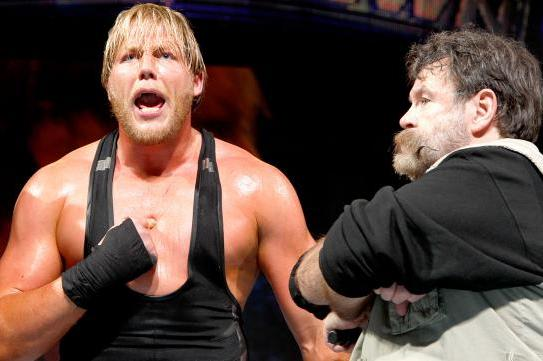 WWE News: Rumored Booking Changes in Store for Jack Swagger