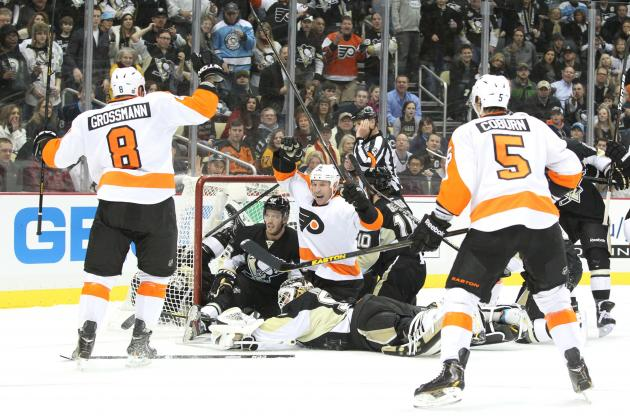 Flyers and Penguins Remind Us Why We Love NHL Rivalries