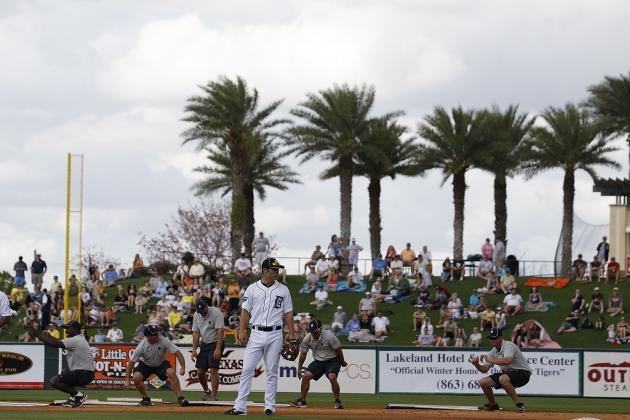 Two of First Four Tigers' Spring Training Games to Be Televised on MLB Network