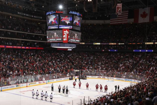 NHL Rebounds from the Lockout as Attendance Hits Decade-High Pace