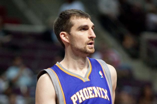 Suns Release Luke Zeller