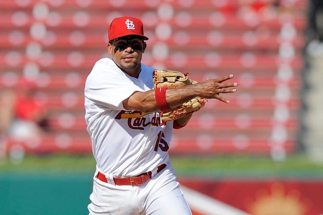 Cards Don't Expect Furcal to Be Game-Ready by Weekend