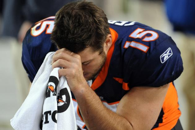 Tebow Cancels Appearance at Church of Controversial Pastor