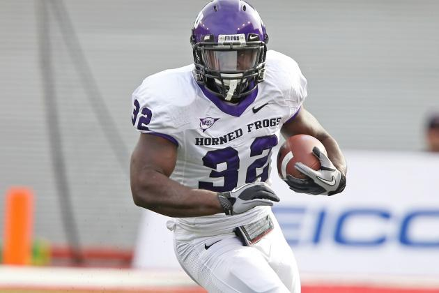 Spring Practice Position Preview: Running Back