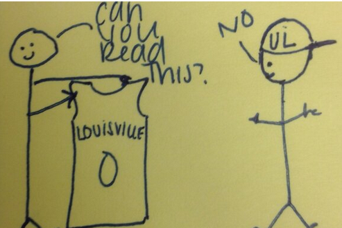 Erin Calipari: Response to Courier-Journal Cartoon (PHOTO)