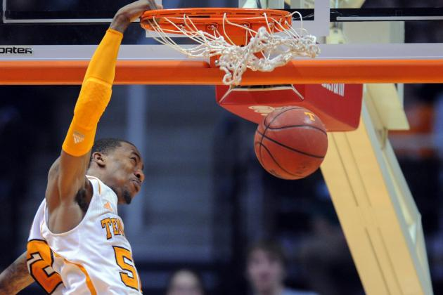 Vols Getting the Shooting Bug